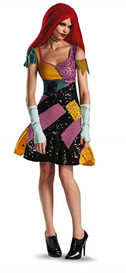 Sally The Nightmare Before Christmas Womens Costume