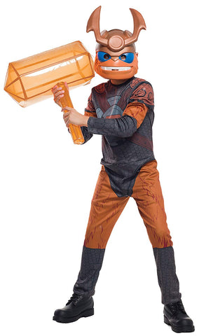 Skylanders Trap Team Wallop Boys Costume
