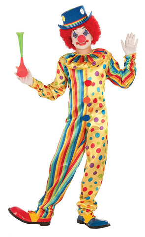 Spots the Clown Kids Costume