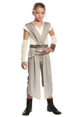 Star Wars: The Force Awakens Child's Rey Costume