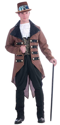 Steampunk Jack Adult Costume
