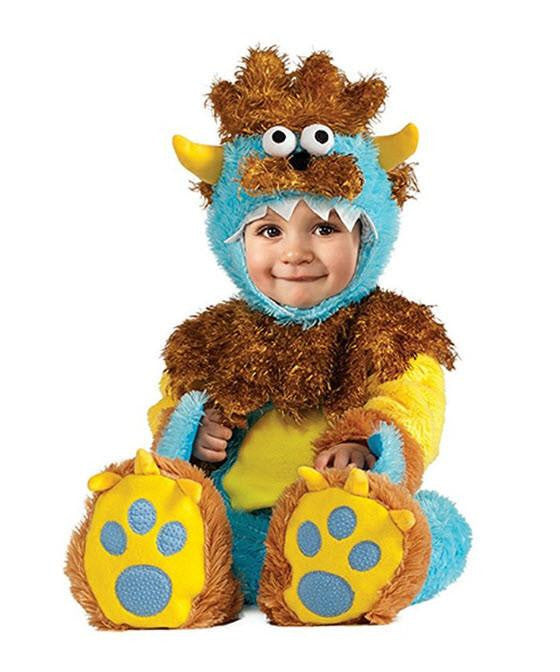 Super Fun Monster Romper Costume