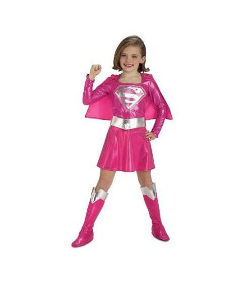 Supergirl Child's Costume