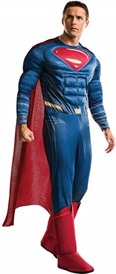 Superman Superhero DC Comics Mens Costume