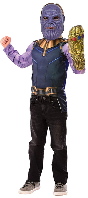Thanos Avengers Infinity War Boys Costume