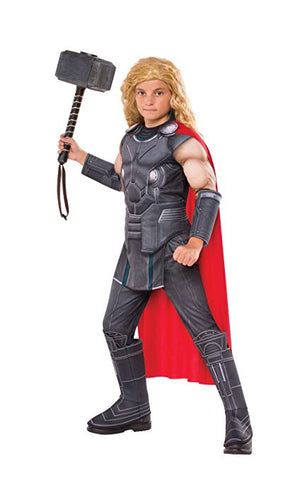 Thor Muscle Avengers Marvel Boys Costume