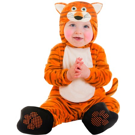 Tiger Infant Halloween Costume