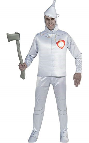 Tin Man The Wizard of Oz Adult Costume