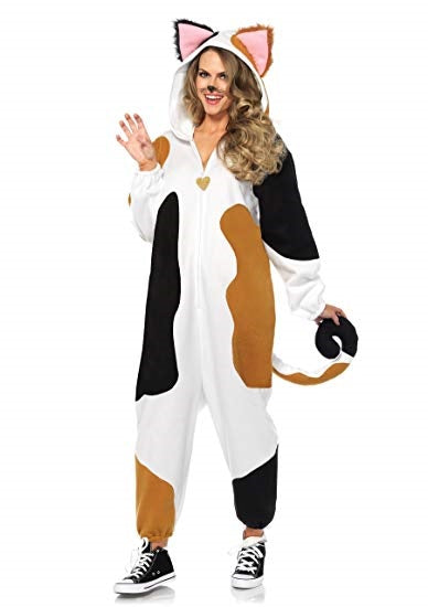 Womens Kitty Cat Adult Costume