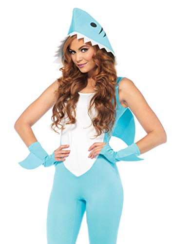 Womens Shark Jaws Adult Costume