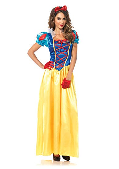 Womens Snow White Princess Costume