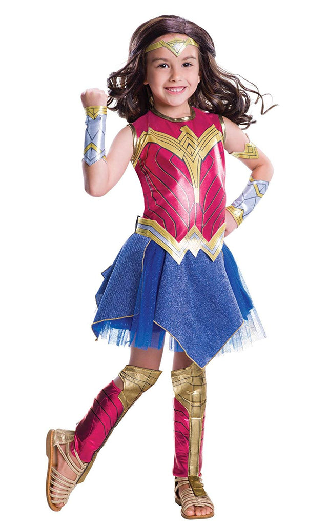 Wonder Woman Girls Costume