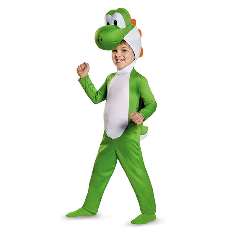 Image of Yoshi Super Mario Bros Nintendo Costume