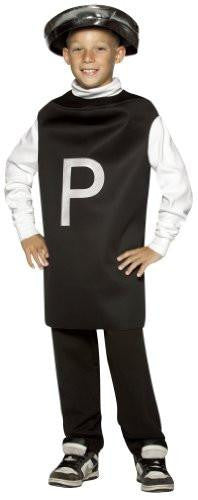 Pepper Shaker Kids Costume