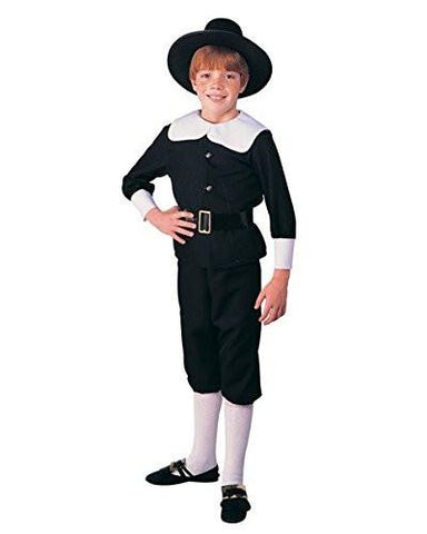 Image of Pilgrim Child Costume