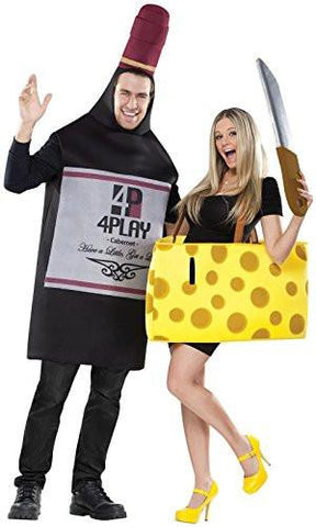 Image of Wine And Cheese Costume