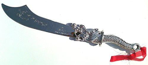Silver dragon sword Big 24.5''