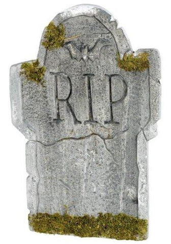 Image of 22in Mossy Bat Tombstone (Standard)