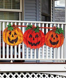 5 Foot Halloween Pumpkin Bunting