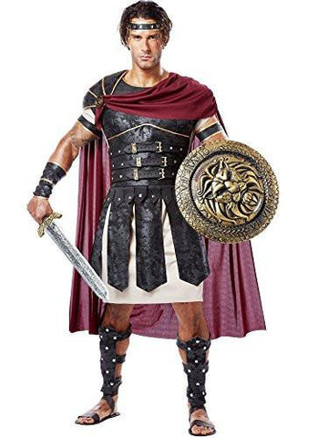 Roman Gladiator Adult Men's Costume