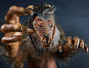 Snarling Werewolf Costume