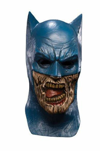 Batman Zombie Overhead Latex Mask