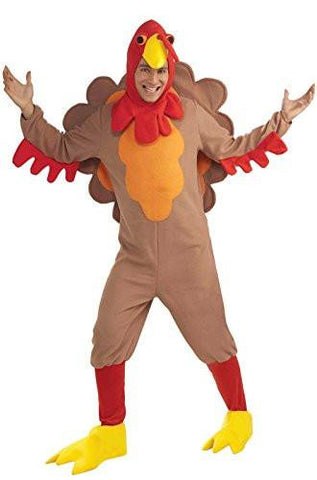 Image of Mens Turkey Adult Animal Costume