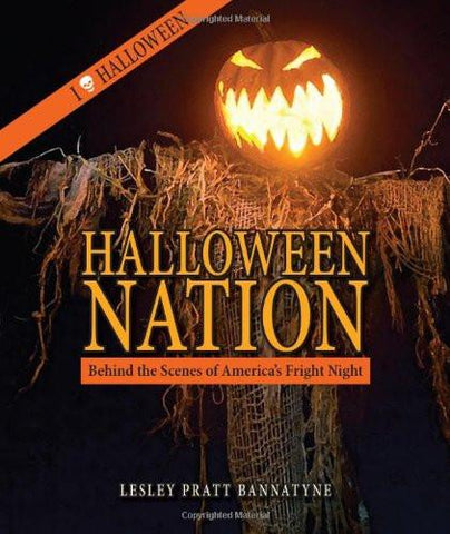 Halloween Nation: Behind the Scenes of America\'s Fright Night