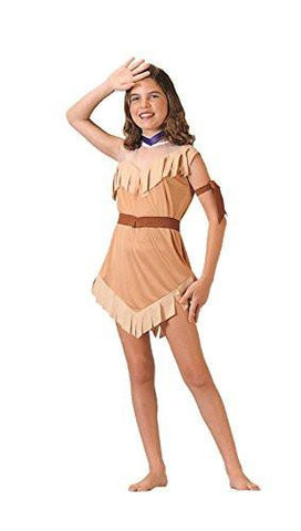 Native American Girls Costume Small Size 4-6
