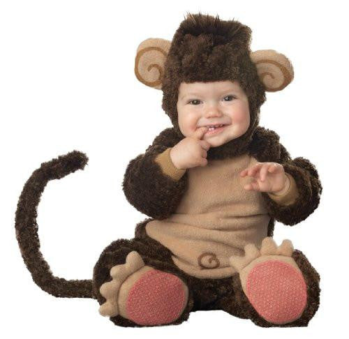 Baby Monkey Animal Costume