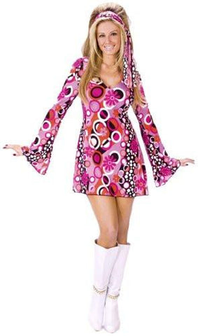 Image of Women's Feelin' Groovy Costume