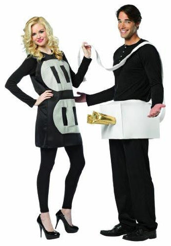 Image of Plug and Socket Couples Costume