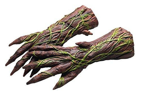 Men's Guardians Of The Galaxy Groot Costume Hands