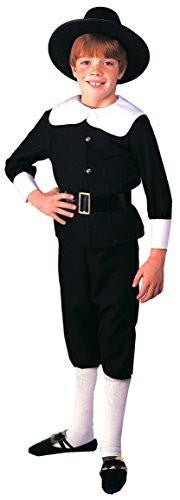 Pilgrim Child Costume