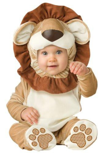 Baby Lion Animal Costume