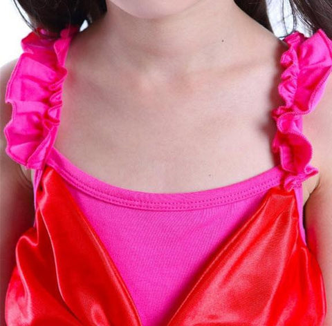 Image of Girls Dress Gown