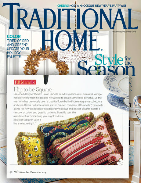 Traditional Home Magazime