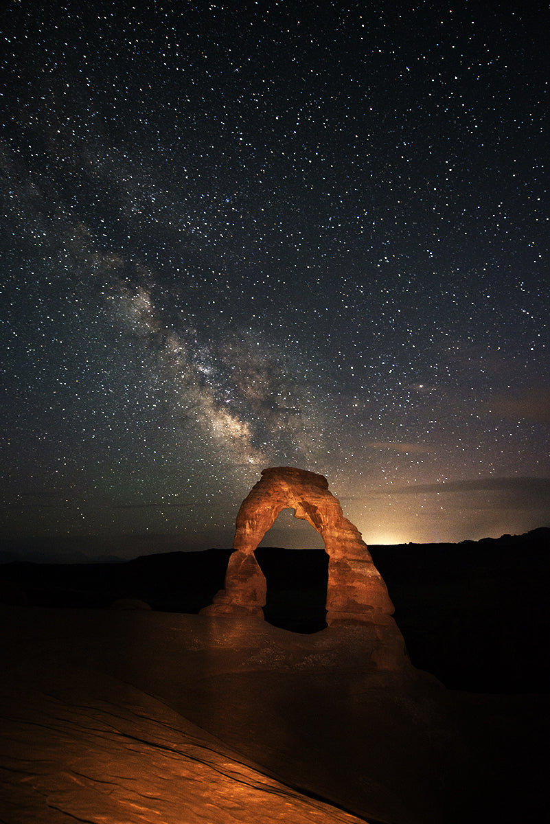 Way Out West: National Parks After Dark