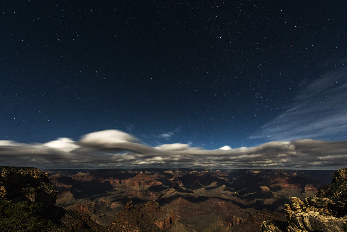 Grand Canyon Night Vista 2, Arizona