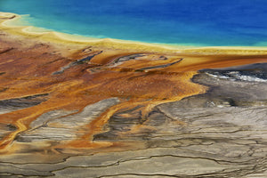 Copy of Grand Prismatic Spring 4, Wyoming