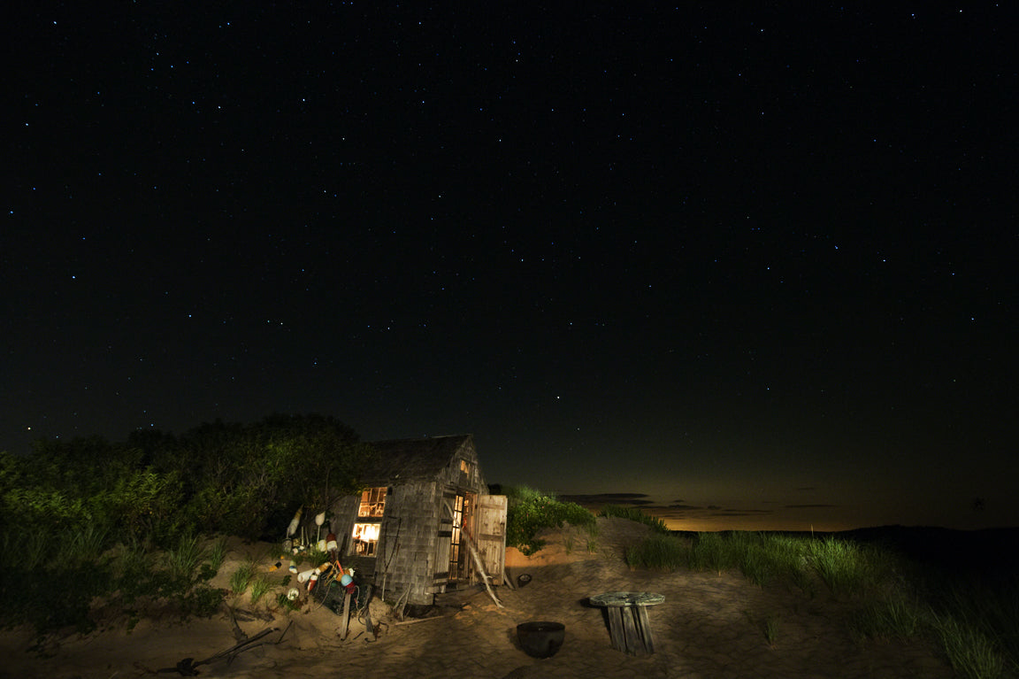 Harry Kemp Dune Shack 2, Provincetown