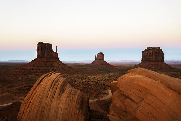Monument Valley at Dusk, Arizona