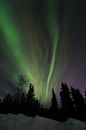 Northern Lights 10, Alaska