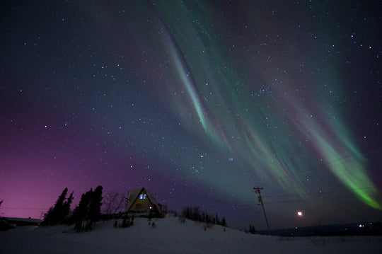 Northern Lights 5, Alaska