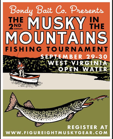 Musky in the Mountains- Registration