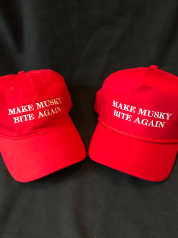 Make Musky Bite Again Lids