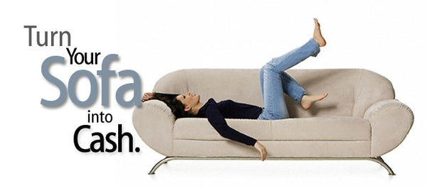 turn couch into cash