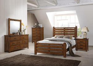 WEEKLY or MONTHLY. Logan Bedroom Set