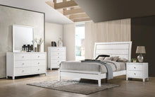WEEKLY or MONTHLY. Biscayne White Queen Bedroom