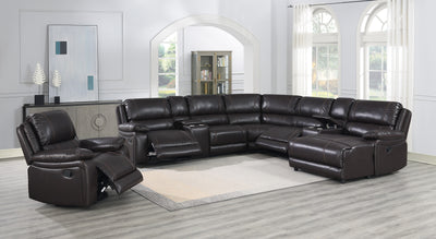 WEEKLY or MONTHLY. Brentwood Reclining Sectional